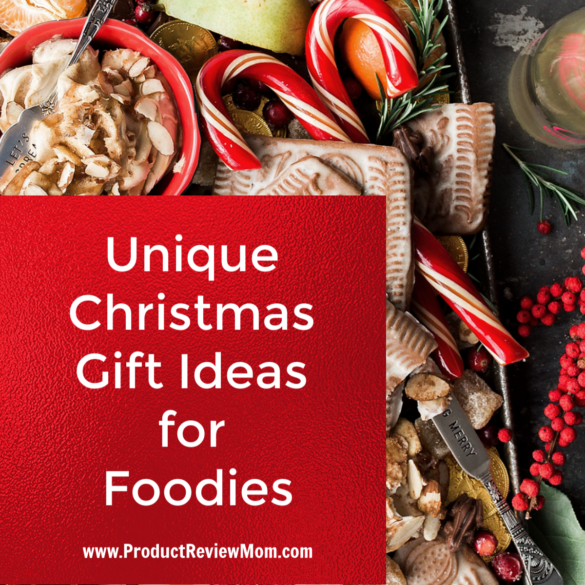 Unique Christmas Gift Ideas For Foodies That They Will Love