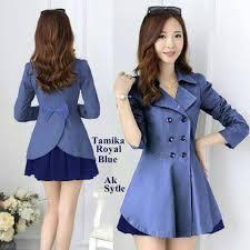 Model Baju Blazer Wanita Kerja Terbaru