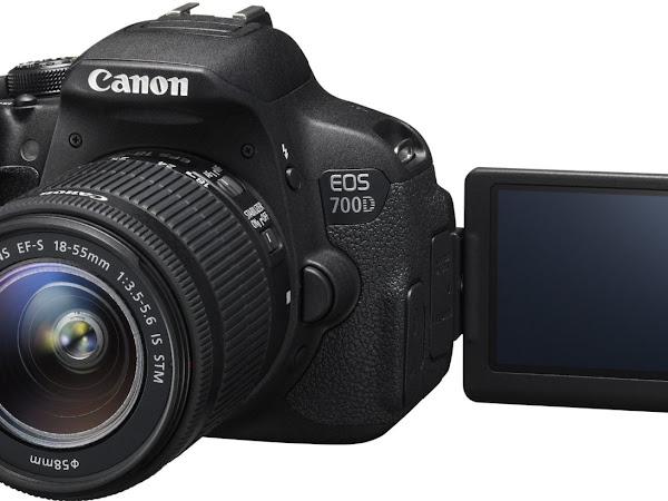 Preciso disto na minha vida #2 - Canon 700 D