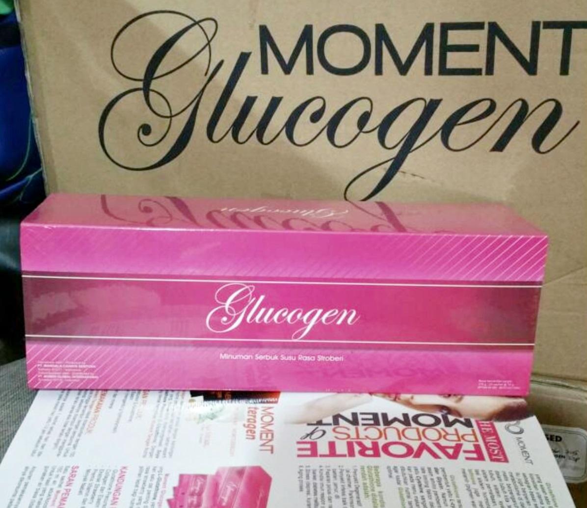 GSH Moment Glucola Moment Glucogen