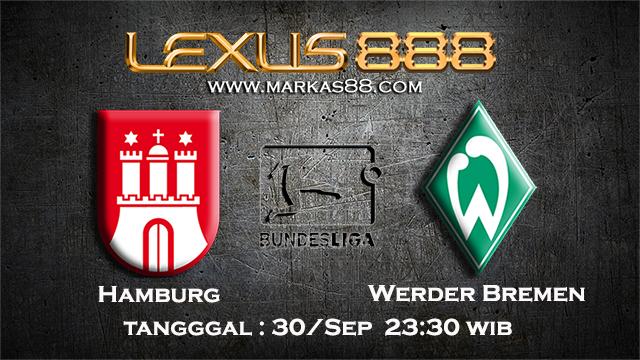 PREDIKSIBOLA - PREDIKSI TARUHAN BOLA HAMBURG VS WERDER BREMEN 30 SEPTEMBER 2017 (BUNDESLIGA)
