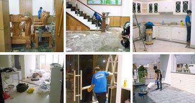 Đội vệ sinh công nghiệp uy tín tại Quận 7 thành phố HCM