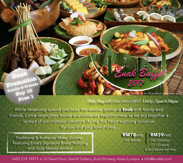 Enak Malaysian Fast Food