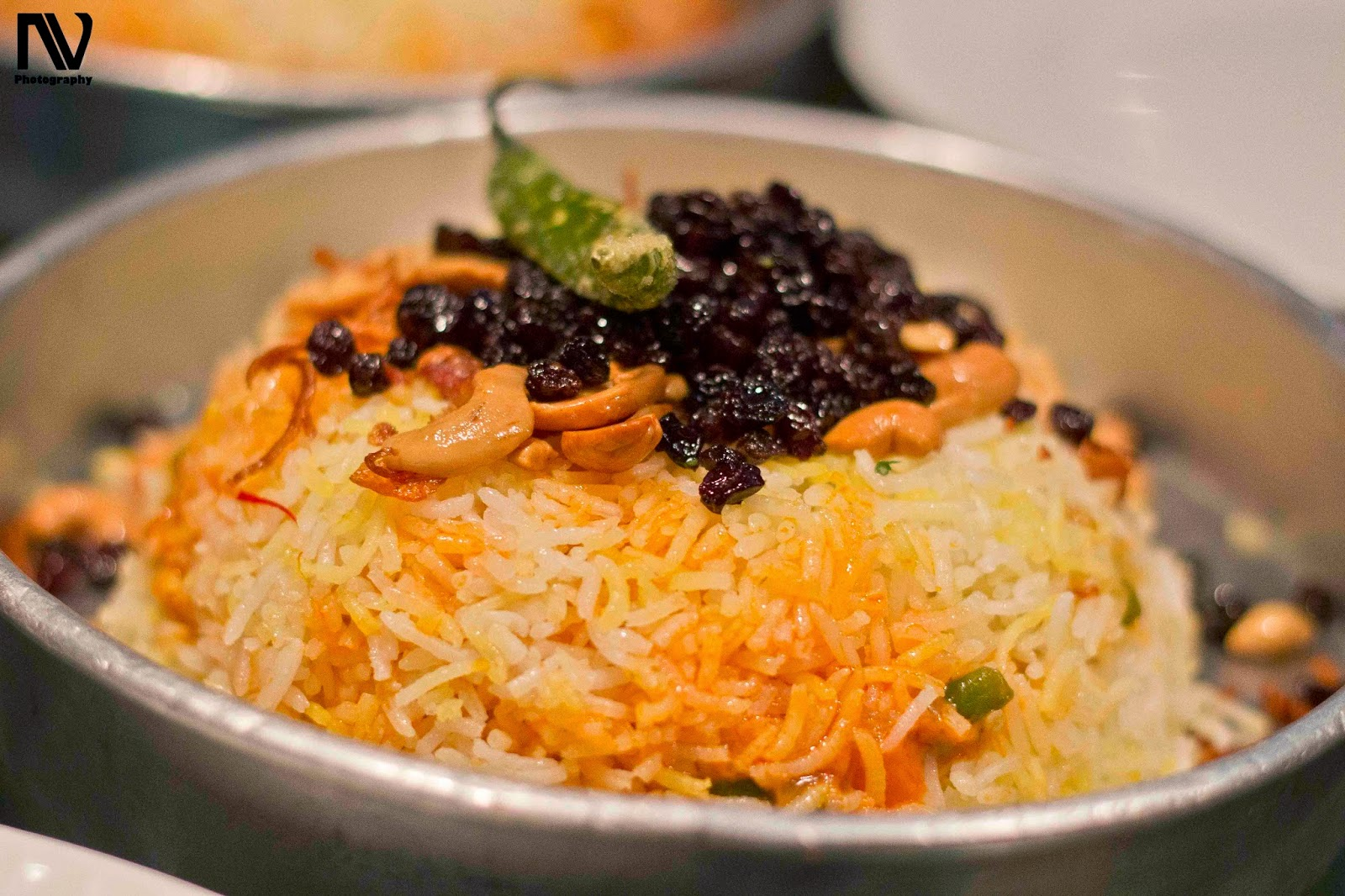 Berry Pulao at Soda Bottle Opener Wala