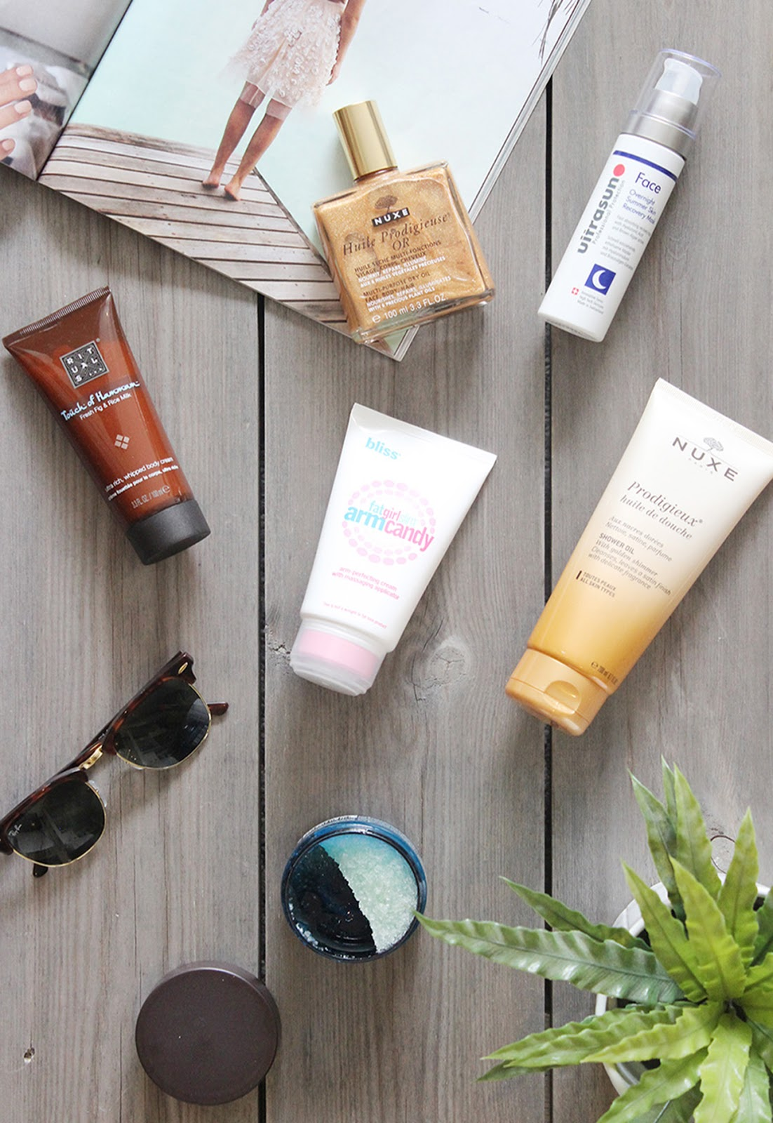 Beauty Tips / Get Summer Ready With M&S
