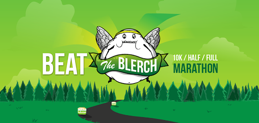 Beat the Blerch 2015 -- let them eat birthday cake!!!