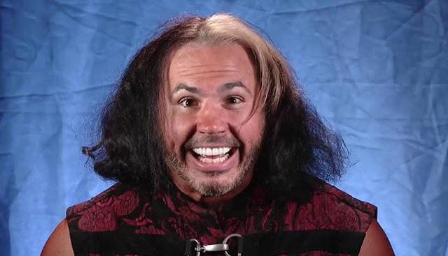 Matt Hardy visszavonul?