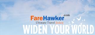FareHawker..the best aviation portal