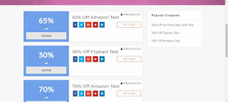 best coupon template for blogger