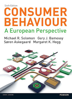 Consumer behaviour a European perspective Sixth Edition