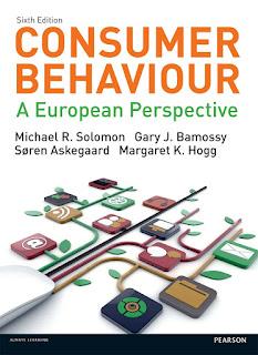 Consumer behaviour a European perspective Sixth Edition