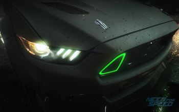 Wallpaper: Need For Speed 2015