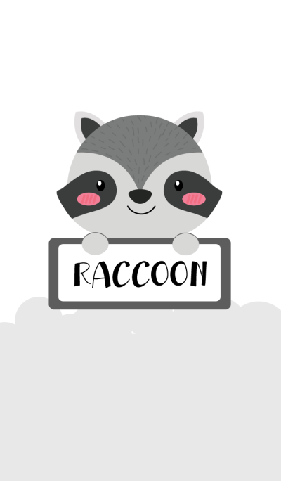 I'm Lovely Raccoon Theme