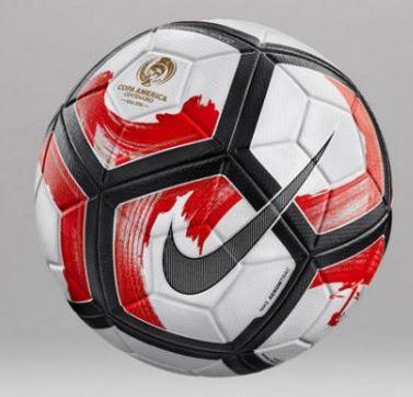 Troféus do Futebol  Bola Oficial da Copa América e304237fea4ab