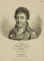 Σαν σήμερα … 1746, γεννήθηκε ο Jacques Charles.