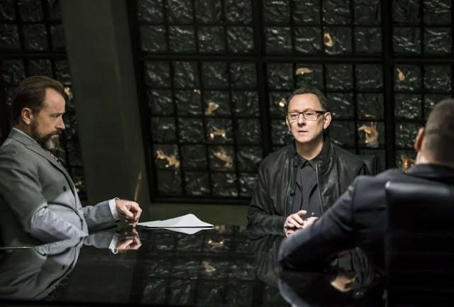 Arrow Season 6 Episode 10 - Divided