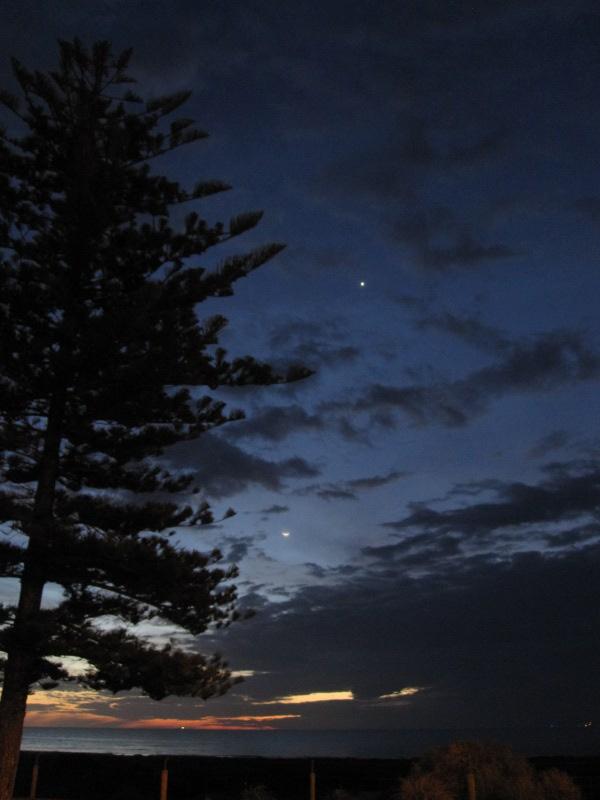 Astroblog: Venus, Moon and Spica, September 7, 2013