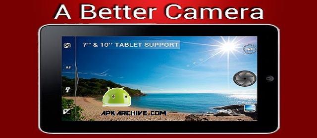 A Better Camera Unlocked v3.50 APK indir Android