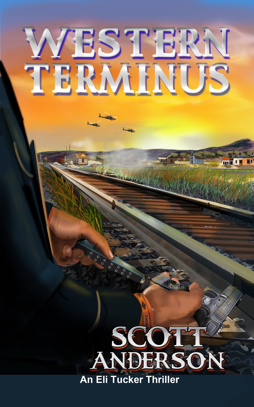 Now Available! Western Terminus: An Eli Tucker Thriller