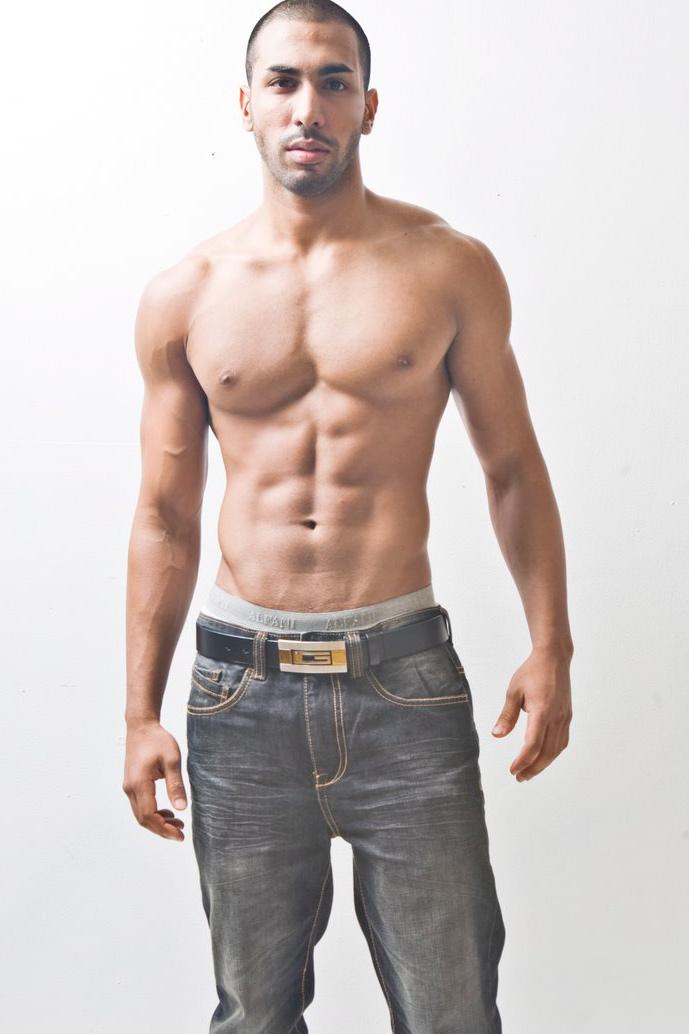 Tivipelado Modelos Pelados, Naked Male Models, Trinidad -5080