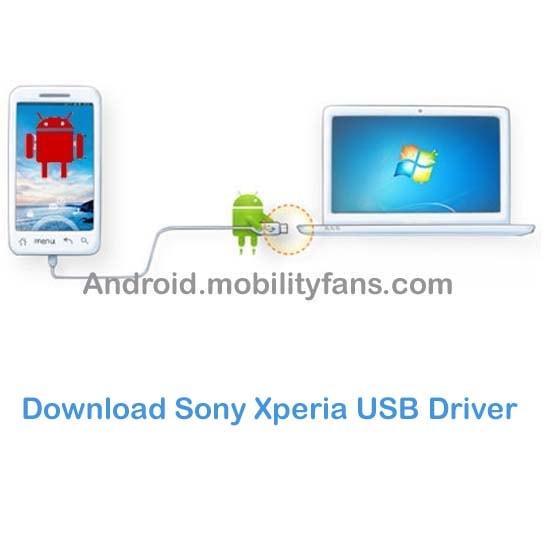 Sony Xperia USB Driver