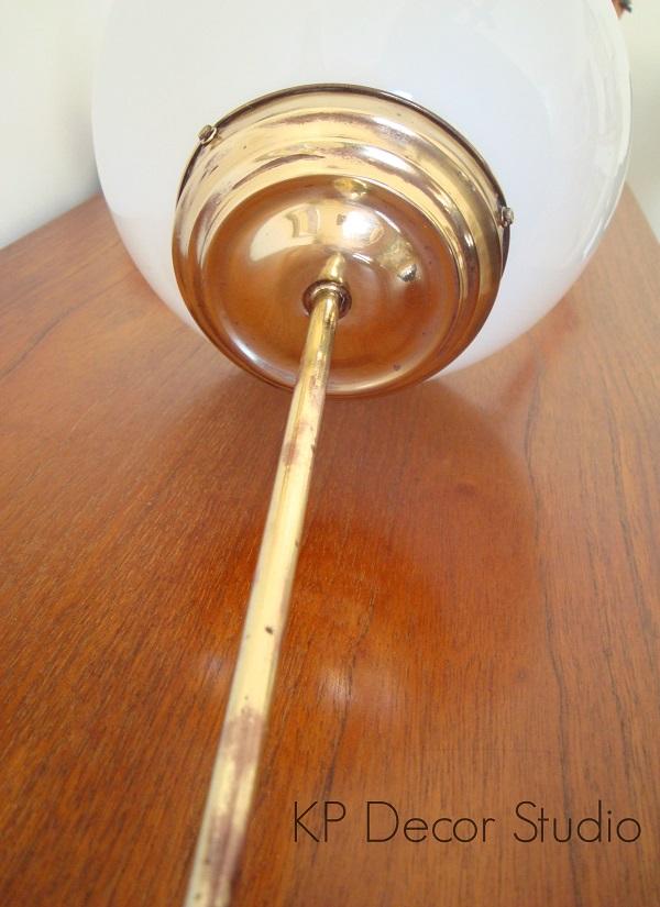 lámparas vintage de techo estilo globo vintage valencia