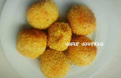 Resep Kue Onde-onde Kacang Hijau