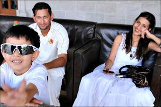 Ajit Agarkar Family