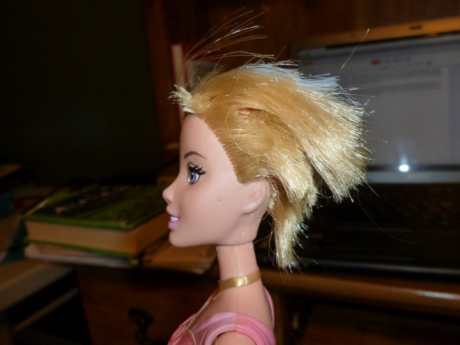 Play It To Pieces Barbie Haircuts