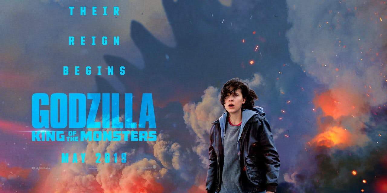 Trailers: Godzilla: King of the Monsters (2019) Trailer #1