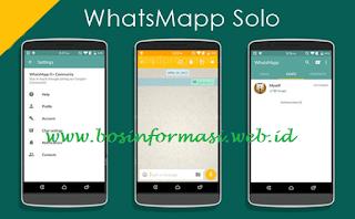 Cara Memasang Dual Whatsapp di Android