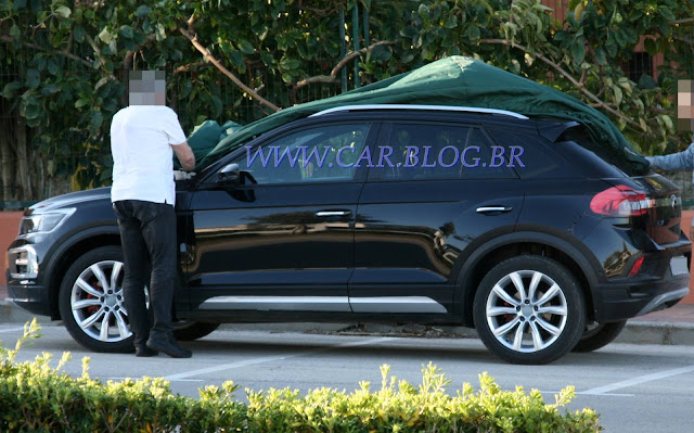 VW T-Roc - SUV do Golf