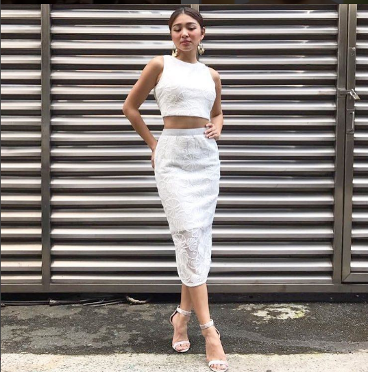 Nadine Again? WATCH: HOW NADINE LUSTRE ACTS WHEN DRUNK!
