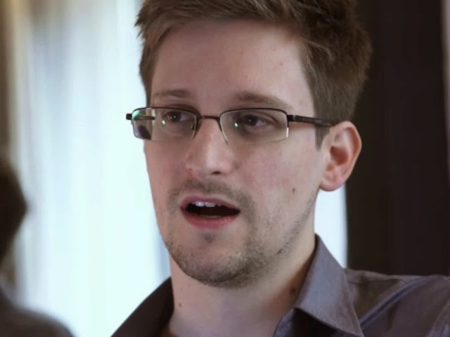 Snowden told how the NSA spying on SWIFT
