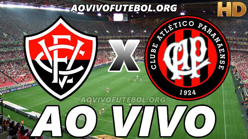 Vitória x Atlético Paranaense Ao Vivo HDTV