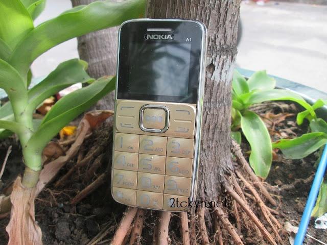 điện thoại cho người già Nokia A1 phím số lớn