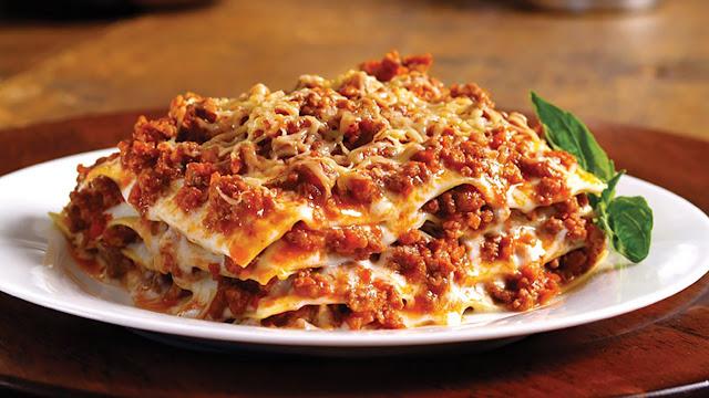 Lasagna italy