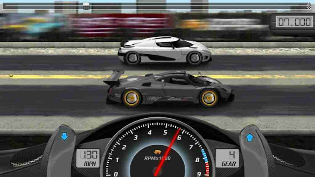 Drag Racing Hacked Apk