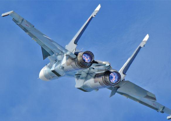 Sukhoi Su-30SM engine