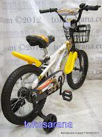 Sepeda Anak Jinguan 16 Inci 2
