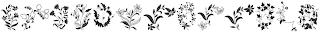 Download font Nature (alam) keren 9