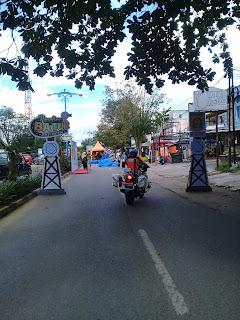 panglima batur street festival
