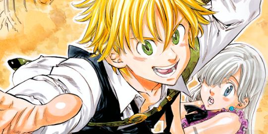 Nanatsu no Taizai : King no Manga Nishi, Manga, Actu Manga, Masataka One,