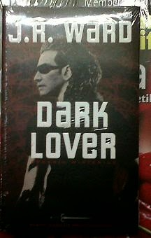 Novel Dark Lover Karangan J.R. Ward