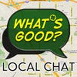 Local Chat  What's Good App