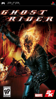 Ghost Rider [PSP/PPSSPP] iso Free Download