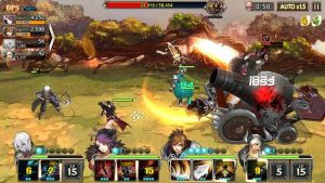 King's Raid MOD APK Unlimited Money Android v2.13.4 Update Terbaru 2017 Gratis