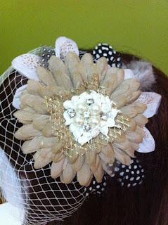 vizon rengi nikah şapkası sahil düğünü