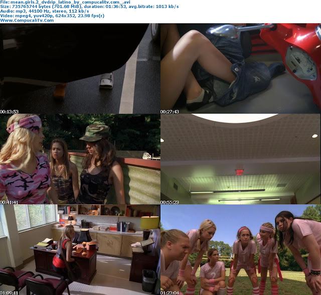 Mean Girls 2 DVDRip Latino 1 Link