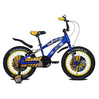 18 minions offically Licensed fatbike bmx